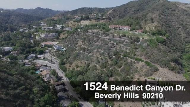 1524 Benedict Canyon Dr, Beverly Hills, CA 90210