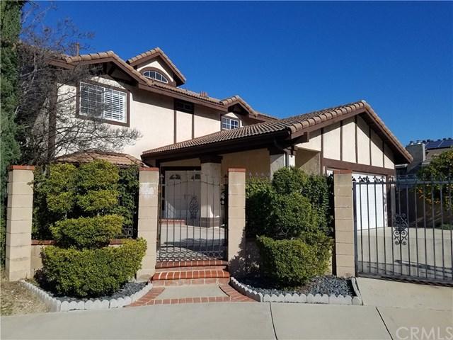 18033 Horizon Ct, Rowland Heights, CA 91748