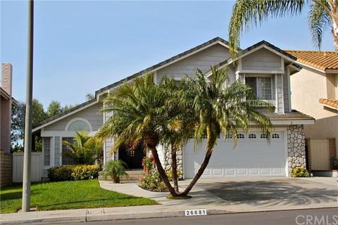 26681 Strafford, Mission Viejo, CA 92692