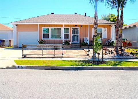5632 Whitewood Ave, Lakewood, CA 90712