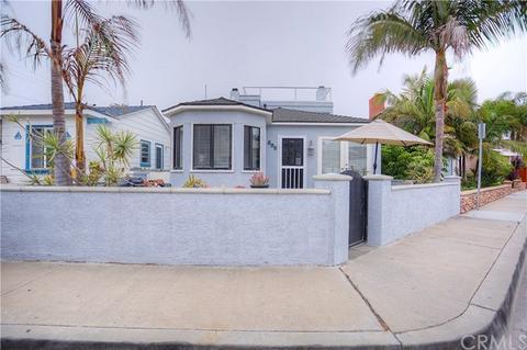 505 Clubhouse Ave, Newport Beach, CA 92663