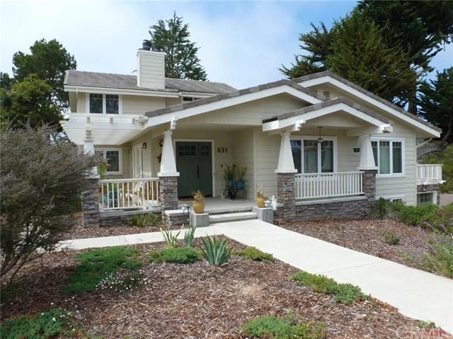 651 Huntington Rd, Cambria, CA 93428
