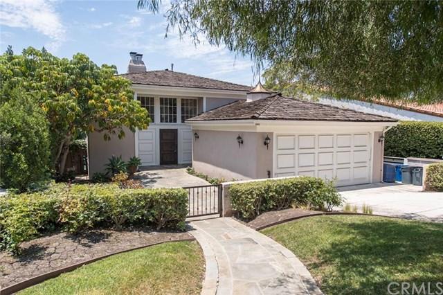 2413 Via Carrillo, Palos Verdes Estates, CA 90274