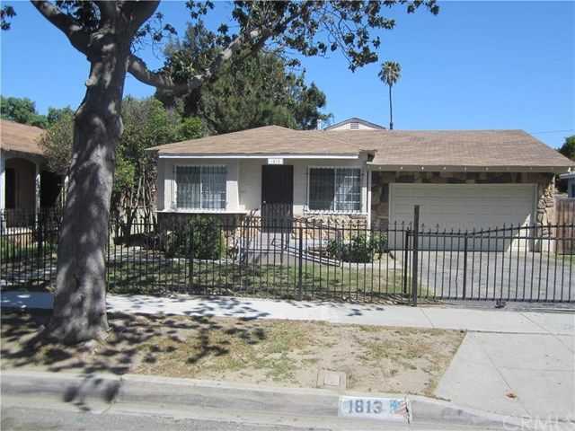 1813 E Pine St, Compton, CA 90221