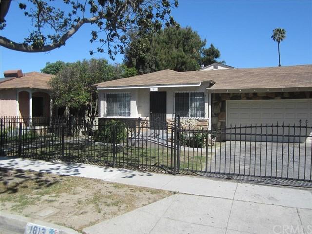 1813 E Pine Street, Compton, CA 90221
