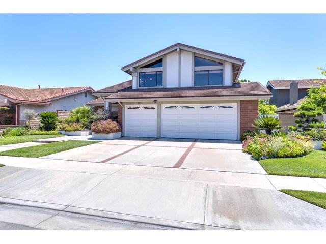 18836 Mount Cimarron Street, Fountain Valley, CA 92708