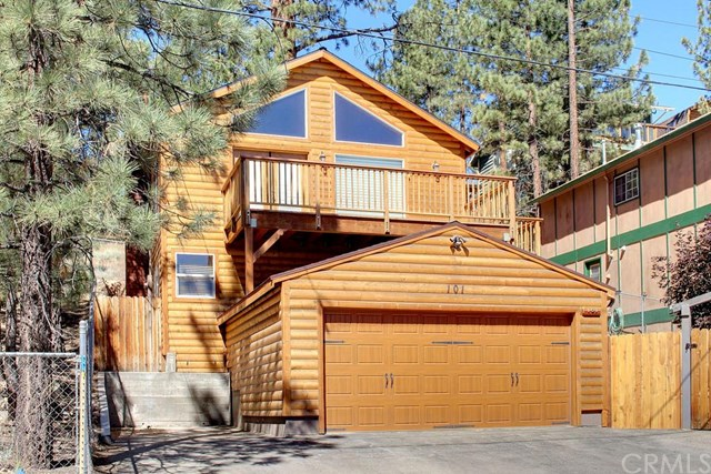 101 Dawn Drive, Big Bear City, CA 92314