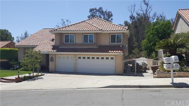 5545 Camino Tecate, Yorba Linda, CA 92887