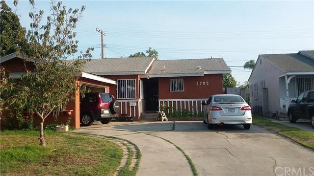 1702 W Cubbon St, Santa Ana, CA 92703