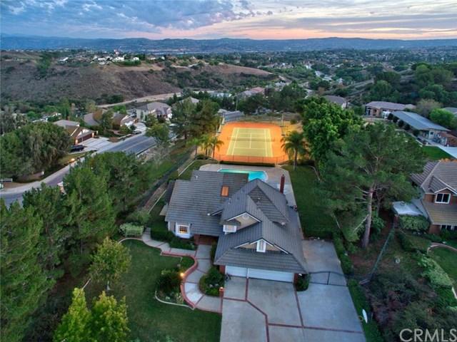 21190 Ridge Park Drive, Yorba Linda, CA 92886