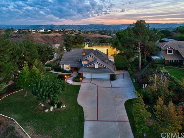 21190 Ridge Park Dr, Yorba Linda, CA 92886