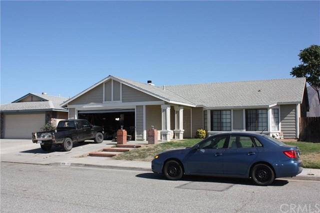 525 Wimbledon Drive, San Jacinto, CA 92583