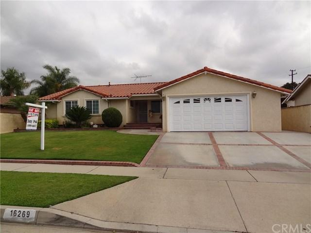 16269 Heathfield Dr, Whittier, CA 90603