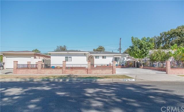 461 E Rosslynn Ave, Fullerton, CA 92832