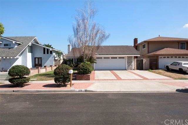 278 N Paseo Rio Blanco, Anaheim, CA 92807