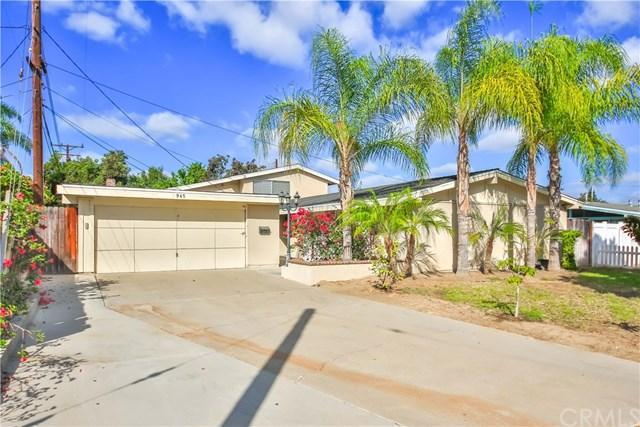 945 N Gilbert St, Anaheim, CA 92801