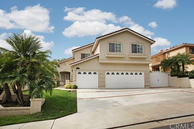 7539 E Moonridge Ln, Anaheim, CA 92808