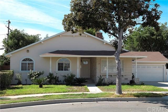 331 N Ashford Pl, Fullerton, CA 92831