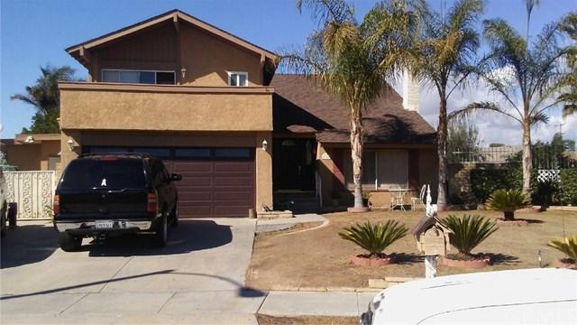 1166 Norcrest St, Corona, CA 92880