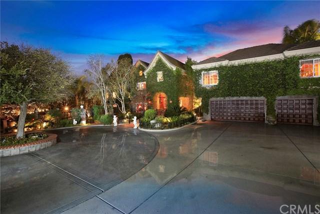 1811 Ladera Vista Place, Fullerton, CA 92831
