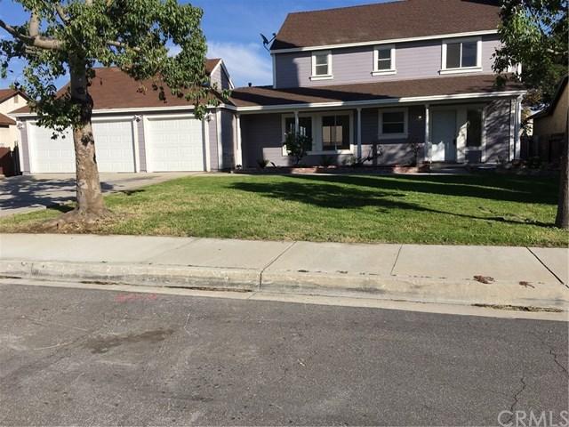 877 N Quince Avenue, Rialto, CA 92376