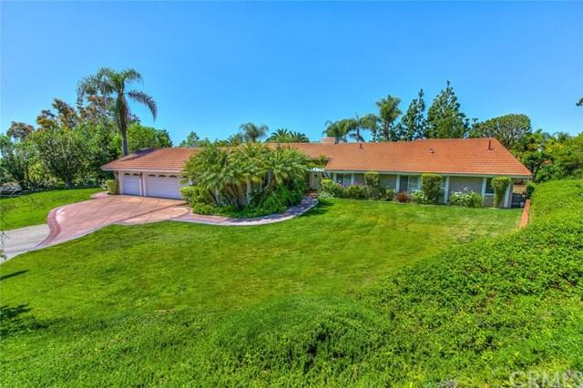 12661 Overbrook Dr, North Tustin, CA 92705