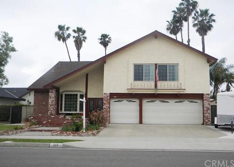 346 S Tracy Ln, Orange, CA 92869