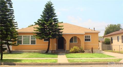 4025 Lindsey Ave, Pico Rivera, CA 90660