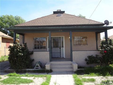 749 N G St, San Bernardino, CA 92410