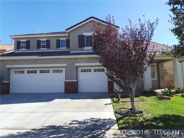 43326 Hampton Street, Lancaster, CA 93536