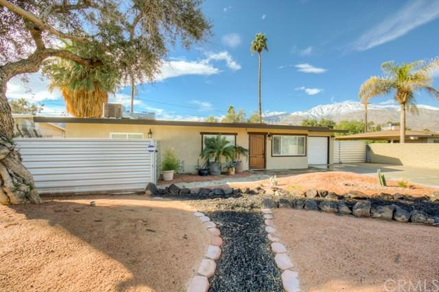 957 S Paseo Dorotea, Palm Springs, CA 92264
