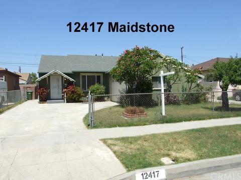 12417 Maidstone Ave, Norwalk, CA 90650