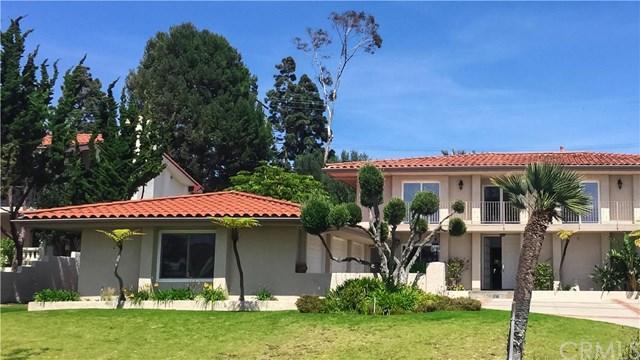 1512 Via Asturias, Palos Verdes Estates, CA 90274