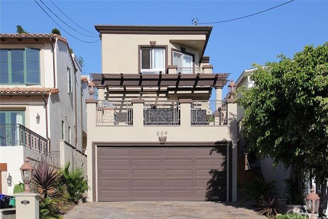 509 N Dianthus Street, Manhattan Beach, CA 90266
