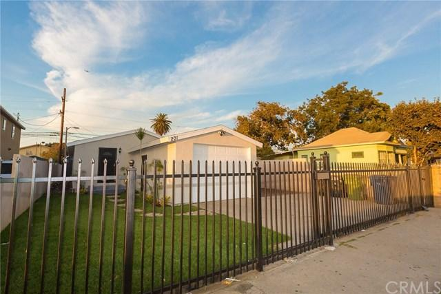 201 E 54th St, Los Angeles, CA 90011