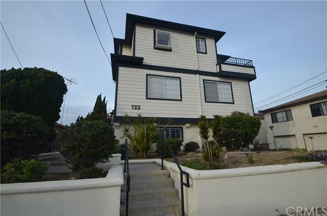 722 W 19th Street #3, San Pedro, CA 90731