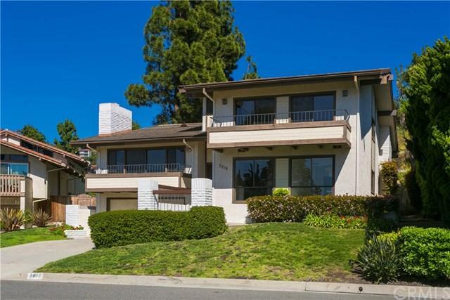 3016 Via Buena, Palos Verdes Estates, CA 90274