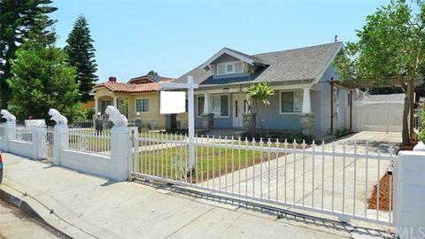 2644 Walnut St, Huntington Park, CA 90255