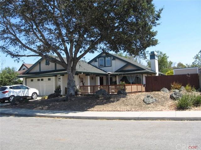 868 Vista Del Arroyo, San Luis Obispo, CA 93405