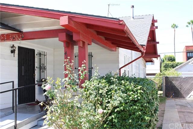 4179 S Hobart Boulevard, Los Angeles, CA 90062
