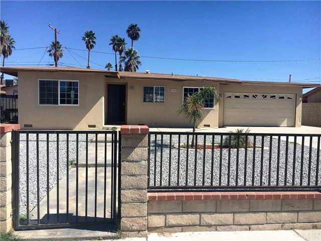 581 S Vernon Avenue, San Jacinto, CA 92583