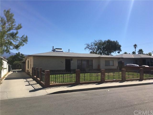 671 S Rosario Avenue, San Jacinto, CA 92583