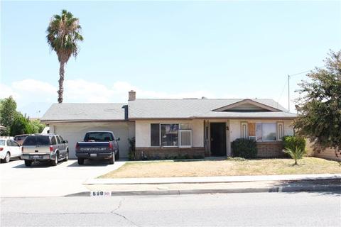 598 N Girard St, Hemet, CA 92544