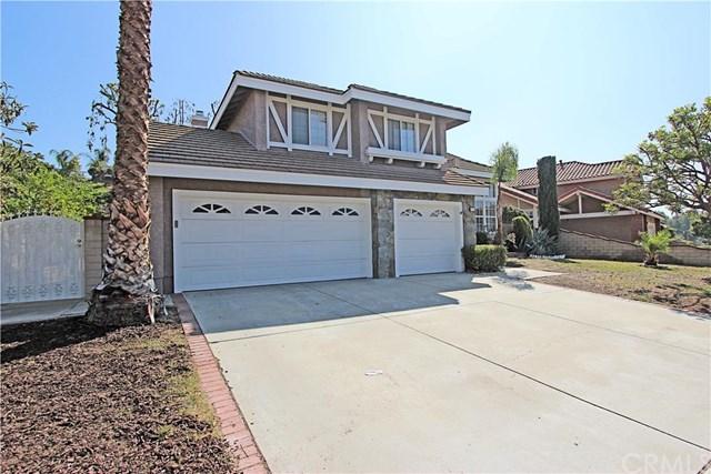 248 Amber Ridge Ln, Walnut, CA 91789