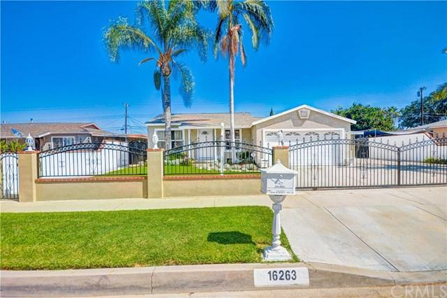 16263 Binney St, Hacienda Heights, CA 91745