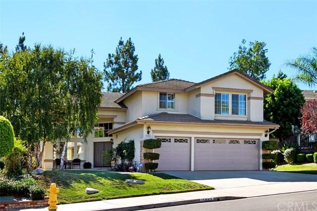 15003 Avenida Compadres, Chino Hills, CA 91709