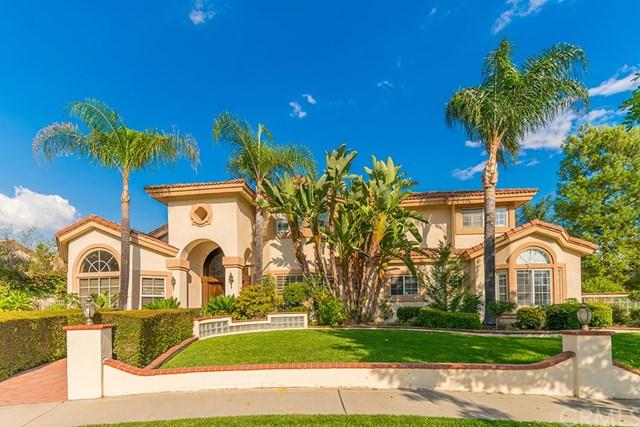 1484 N Pinebrook Ave, Upland, CA 91786
