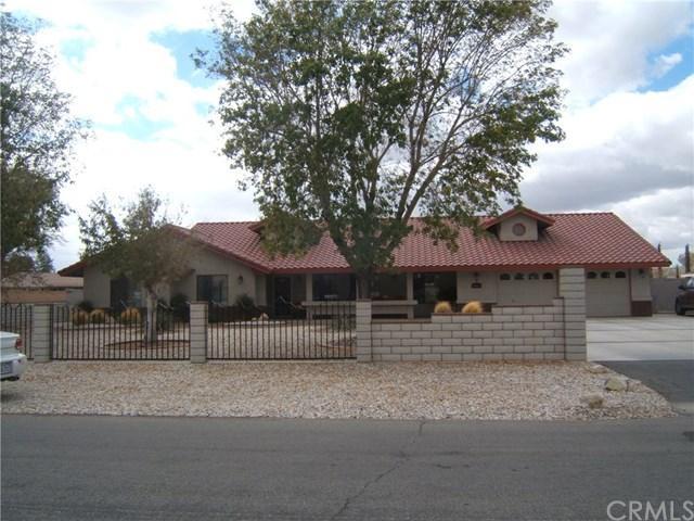 14312 Bochee Rd, Apple Valley, CA 92307