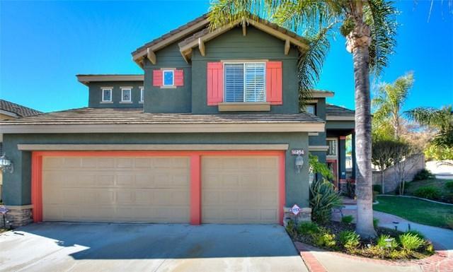 14894 Avenida Anita, Chino Hills, CA 91709