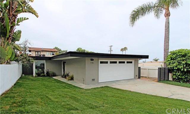 116 Avenida San Fernando, San Clemente, CA 92672